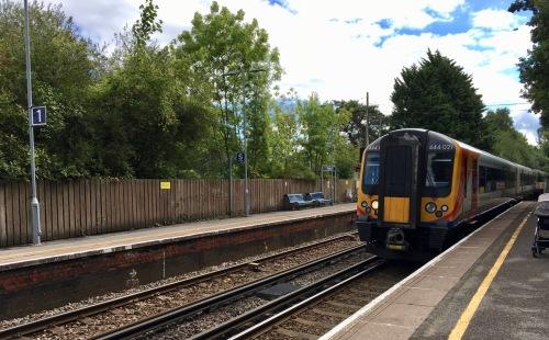 Moreton Station