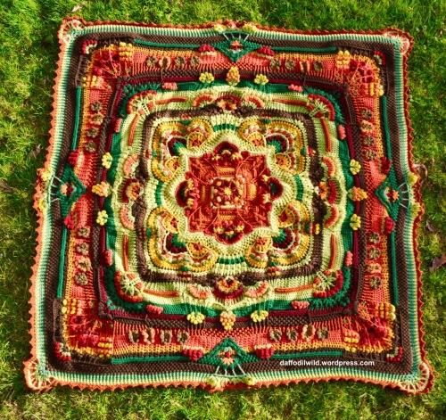 Karoo Vintage Crochet Along by Jen Tyler