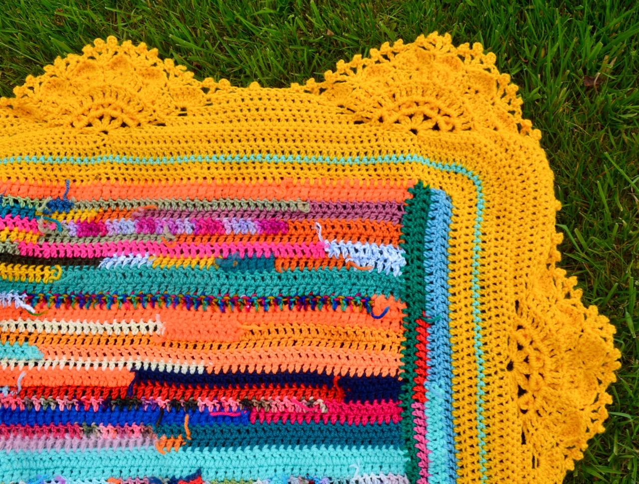 crochet edge