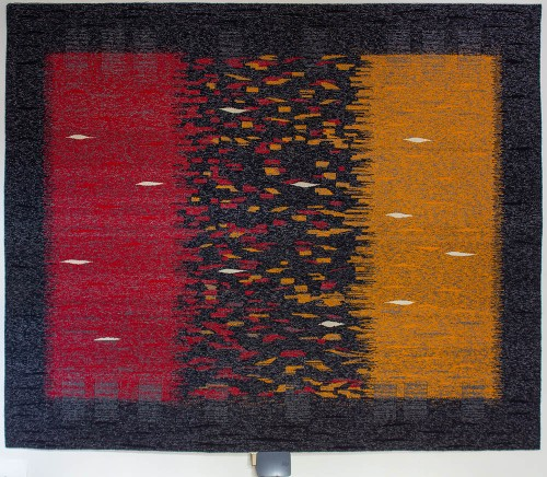 Alastair Duncan interactive weaving